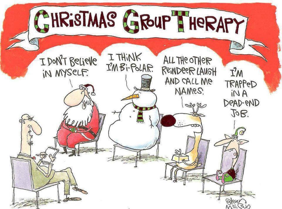 Frasi Contro Il Natale.Psicobarzellette