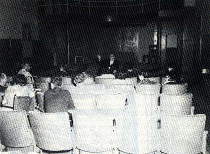 Teatro di psicodramma di Moreno - 1962